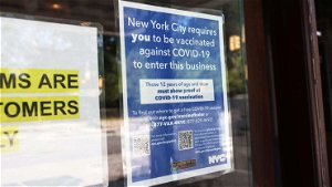 Story of a Vaccine Fight at NYC Eatery Now Includes Racism Claim