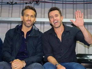 Ryan Reynolds and Rob McElhenney go to first Wrexham game since becoming club's co-owners