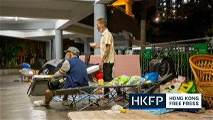 NGOs say Covid has pushed Hong Kong's homeless numbers over 1,500, urges gov't to halt evictions
