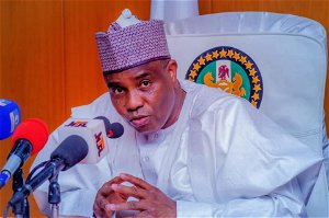 Insecurity: Gov. Tambuwal charges Army with professionalism
