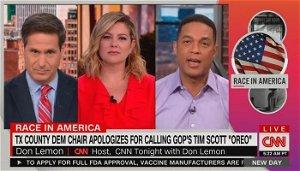 Don Lemon: Okay to Trash Tim Scott as an 'Oreo' in Private?