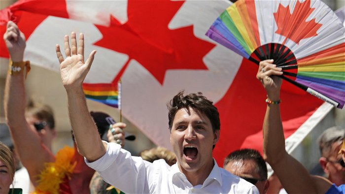 Can he say it? Canada's Trudeau confuses internet with newest acronym for sexual minorities: 2SLGBTQQIA+