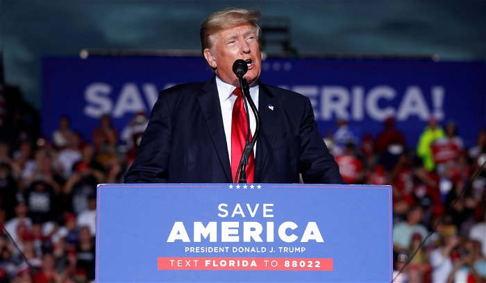 Trump Says Republicans Won't Vote in Midterms, 2024 Election if 2020 Fraud Isn't 'Solved'