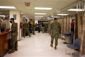 40 percent of Marines have declined the coronavirus vaccine
