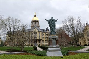 Notre Dame to require COVID-19 vaccination for fall attendance