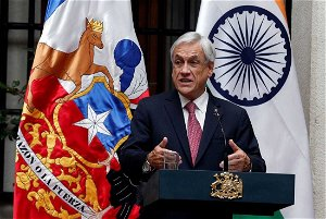 President Piñera says conditions are in place for lifting state of emergency in Chile