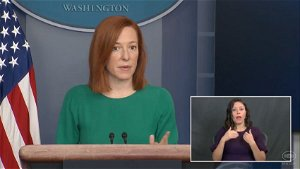 White House commits to sign language interpreter at every press briefing