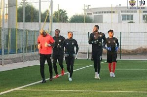 Positive signs as all Hearts players test negative to Covid-19 ahead of WAC showdown