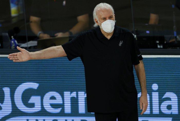 Spurs' Gregg Popovich: Second Trump impeachment a 'good move'