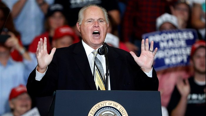 GOP-led Missouri House votes to create 'Rush Limbaugh Day'