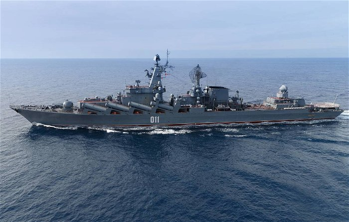 After NATO, Russia begins military exercise in Pacific Ocean