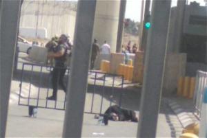 Israeli Soldiers Open Fire, Injure Woman near Jerusalem