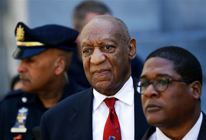 Woman files sexual assault lawsuit in New Jersey against Bill Cosby