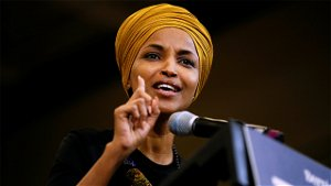 """Hamas """"deplores"""" Rep. Ilhan Omar's comparison of U.S., Israel to their mission"""