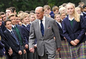 World in mourning following death of Prince Philip