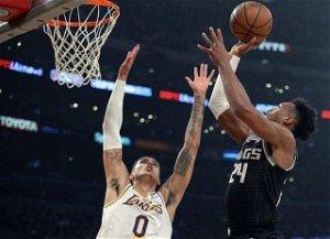 Lakers Holding Back Kyle Kuzma, Claims Jalen Rose