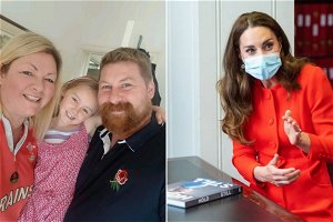 How a Newport mum went from taking a photo to chatting to Kate Middleton