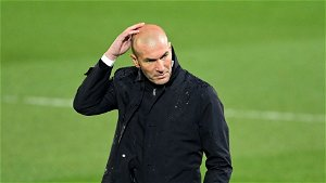 Zidane says Real Madrid 'physically at the limit'