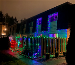 District of North Vancouver turns down proposal to switch off Xmas lights at night