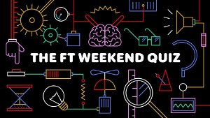 FT Weekend Quiz: Alistair Leslie Graham, 'Strictly Come Dancing' and William Faulkner
