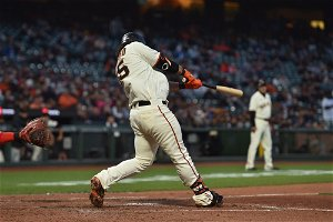 SF Giants' patient plan at the plate is paying off in walks, home runs