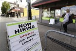 Unemployment rate dips in latest jobs report
