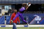 NFL cancels scouting combine, in-person workouts