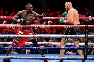 Tyson Fury vs Deontay Wilder final drug test results confirmed