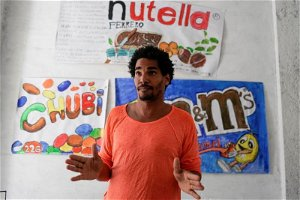 Dissident Cuban artist to 'continue the struggle' after hospital release