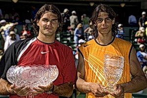 Rafael Nadal admits - 'I didn't expect to face Roger Federer'