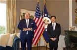 Taiwan, U.S. diplomats meet after official contact ban lifted - Focus Taiwan