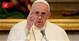 Pope Francis donated 100,000 euros for the earthquake-stricken Banya