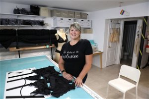 Staten Island mom creates lingerie line for transgender women after daughter comes out
