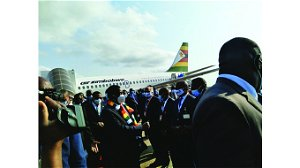 President jets in to officially open ZITF