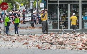 Magnitude 6.0 earthquake strikes near Melbourne, tremors felt across southeast Australia