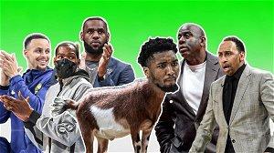 Magic Johnson's Spicy Take On Donovan Mitchell, LeBron, Kevin Durant