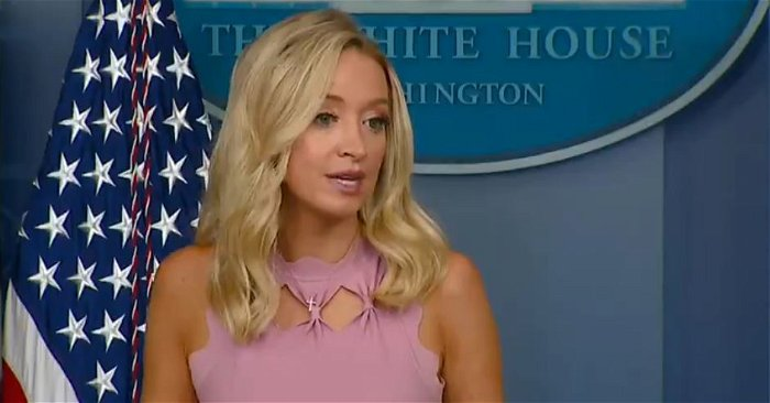 Kayleigh McEnany Says Of Course Trump Will Attend the Inauguration...Since it Will Be His