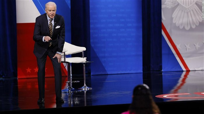 Biden to participate in CNN town hall in Baltimore on Thursday