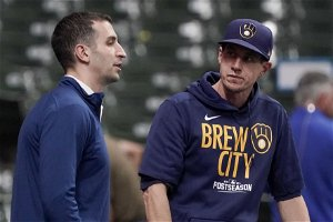 Brewers reportedly deny Mets an interview with David Stearns