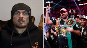 Oleksandr Usyk takes swipe at Tyson Fury ahead of potential undisputed clash