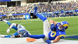Lions waive CB Daryl Worley after rough outing vs. Rams