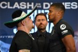 Anthony Joshua vs Tyson Fury could face delay as new twist makes talks complicated