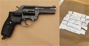 AETOS auxiliary police officer arrested for armed robbery with a gun at a moneylender in Jurong