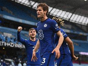 Chelsea beat Man City to delay Premier League title party