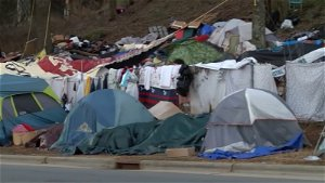Charlotte council member suggests making it a crime to donate food or money to homeless people