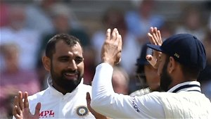 India dominate England on opening day of first Test
