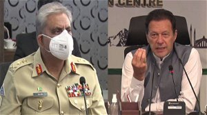 PM and COAS visited National Command and Operation Center in Islamabad