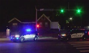 LRPD officers hit by car, released from hospital