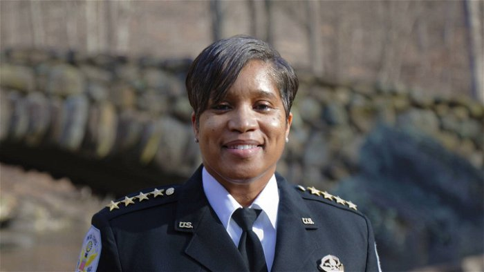 US Park Police names Pamela Smith its 1st Black female chief
