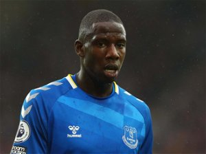 Abdoulaye Doucoure injury: Everton midfielder set for lengthy spell out with a broken foot